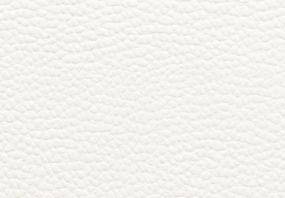 Leatherlike- Classic White